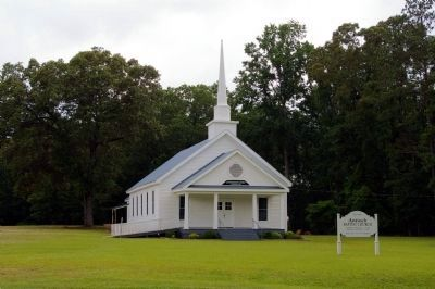 The Antioch Baptist Church Building image. Click for full size.
