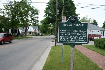 Hull's Trace Marker image. Click for full size.