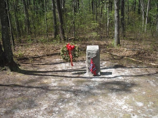 A. P. Hill Death Site image. Click for full size.