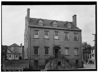 Davenport House image. Click for full size.