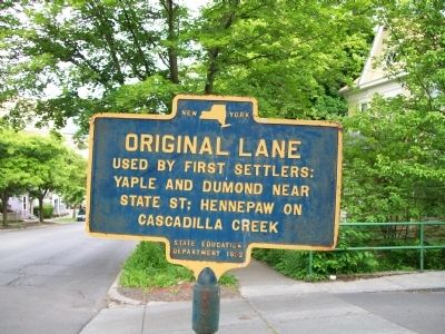 Original Lane Marker image. Click for full size.
