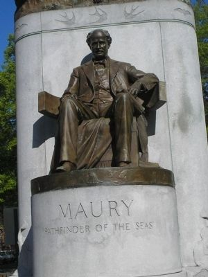 Maury Marker image. Click for full size.