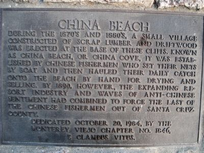 China Beach Marker image. Click for full size.
