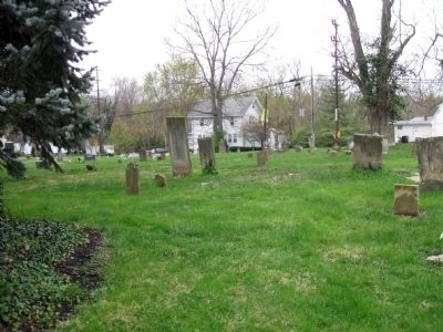 Church Cemetery image. Click for full size.