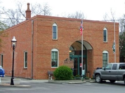 Village Hall, Post Office image. Click for full size.