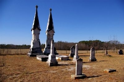 The Ponder Cemetery image. Click for full size.