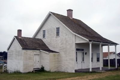 The Surgeons Quarters (Replica) image. Click for full size.