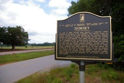 Dorsey Marker image. Click for full size.