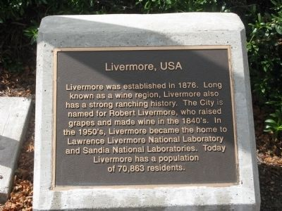 Livermore image. Click for full size.