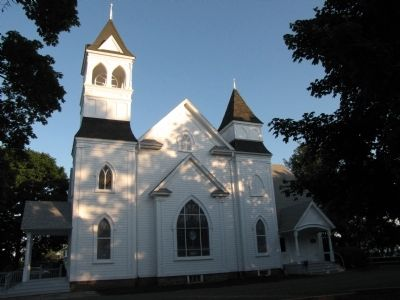 Community Baptist Church image. Click for full size.
