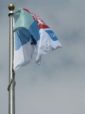 Snezhinsk City Flag image. Click for full size.