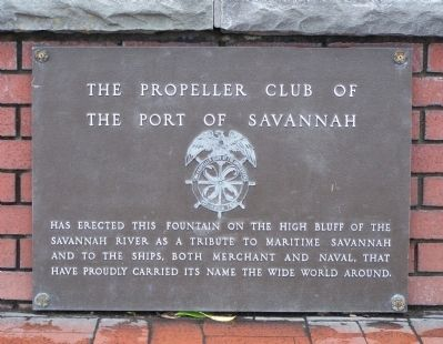USS Savannah (AOR 4) Marker image. Click for full size.