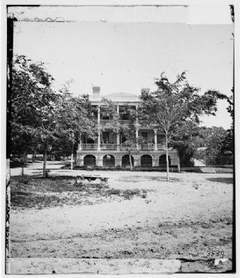 "Maxcy - Rhett House / ""Secession House"" Marker image. Click for full size."