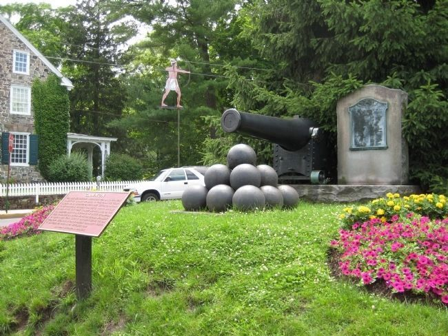 Cannon Marker image. Click for full size.