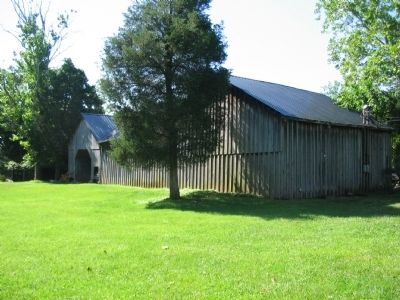 The Barn in the Lanesville Historic District image. Click for full size.