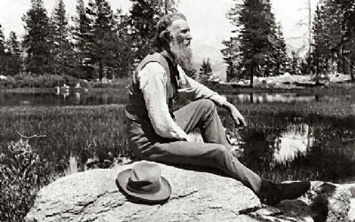John Muir image. Click for full size.