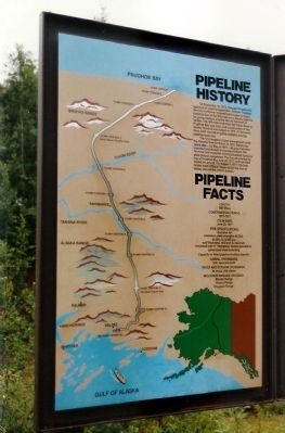 Pipeline History Marker image. Click for full size.
