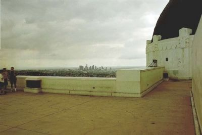 Looking towards downtown L.A. from the Griffith Observatory image. Click for full size.