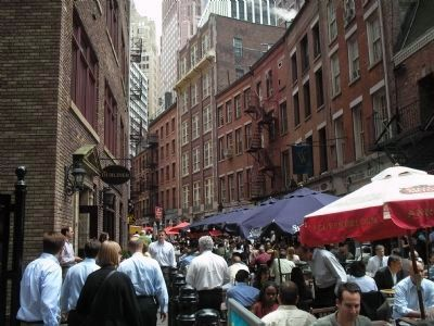 Stone Street Historic District image. Click for full size.