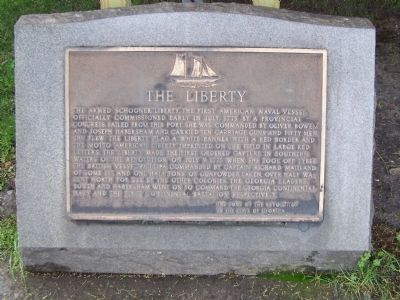 The Liberty Marker image. Click for full size.