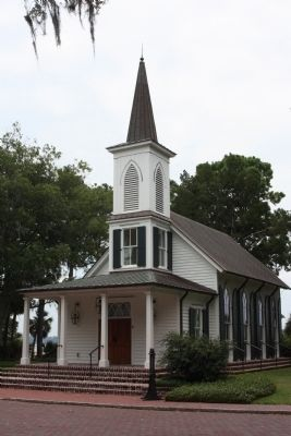 Palmetto Bluff Chapel image. Click for full size.