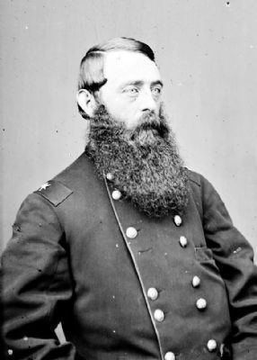 Union Brig. Gen. David M. Gregg. image. Click for full size.