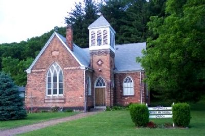 Haydenville United Methodist Church image. Click for full size.