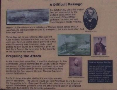 A Difficult Passage and Preparing the Attack image. Click for full size.