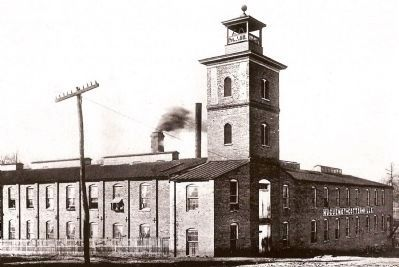 Huguenot Cotton Mill image. Click for full size.