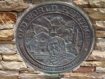 """Heritage"" Plaque image. Click for full size."