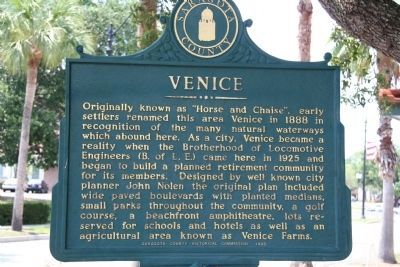 Venice Marker image. Click for full size.