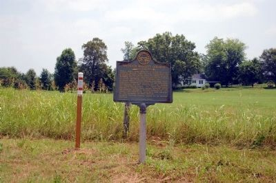 Antioch Baptist Church Marker image. Click for full size.