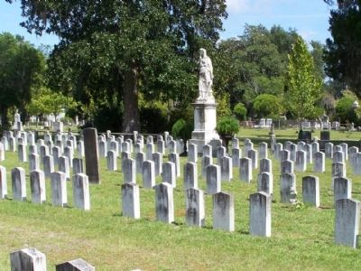 Graves of The Men Of Gettysburg, Savannah, Georgia image. Click for full size.