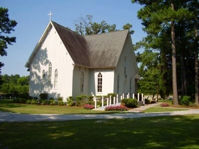 Christ Episcopal Church image. Click for full size.