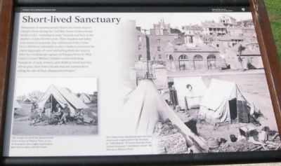 Short-lived Sanctuary Marker image. Click for full size.