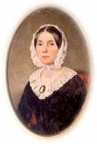 Floride Bonneau Calhoun<br>February 15, 1792 &#8211; July 25, 1866 image. Click for full size.