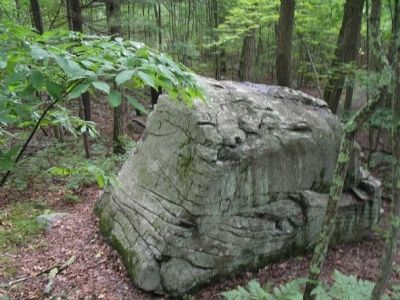 Sentinel Rock image. Click for full size.