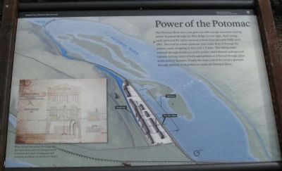 Power of the Potomac Marker image. Click for full size.