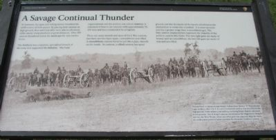 A Savage Continual Thunder Marker image. Click for full size.