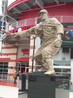 Walter Perry Johnson Statue image. Click for full size.