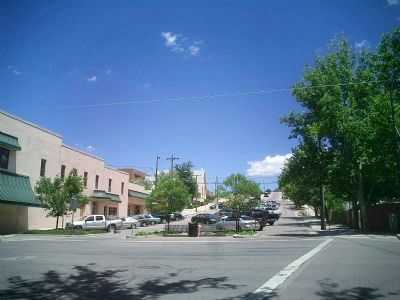 Site of Goldwater Brothers Mercantile image. Click for full size.