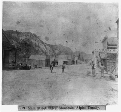 Main Street - Silver Mountain City image. Click for more information.