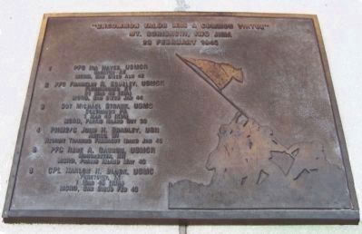 Uncommon Valor Marker image. Click for full size.