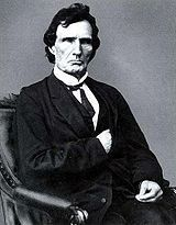 Congressman Thaddeus Stevens image. Click for more information.