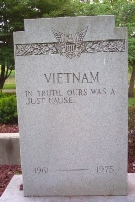 Washington County Veterans Memorial - Vietnam image. Click for full size.