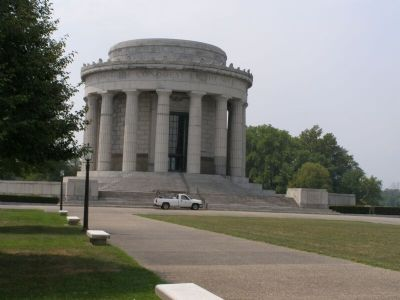 Clark Memorial Rotunda image. Click for full size.