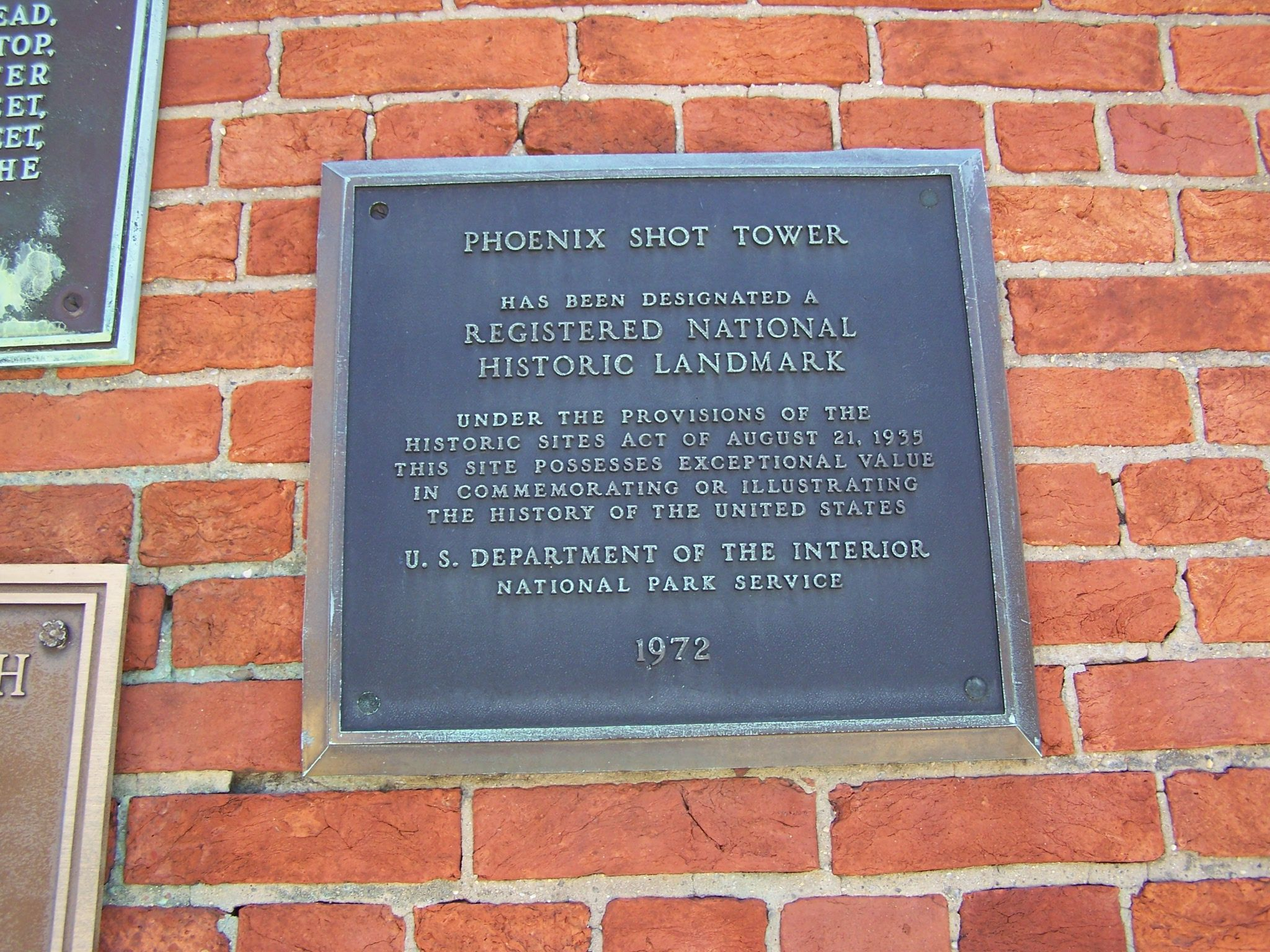 Registered National Historic Landmark