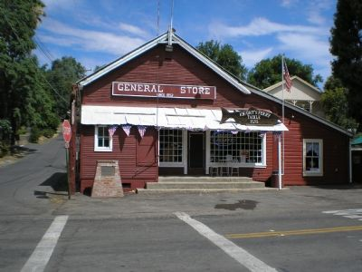 Knights Ferry General Store image. Click for full size.
