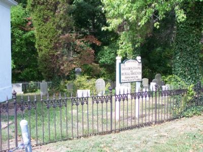 Taylor's Chapel Cemetery image. Click for full size.