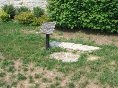 The Marker and the Stone Step image. Click for full size.